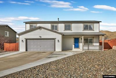 Reno Single Family Home New: 18105 Pasado Ct
