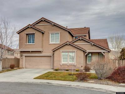 Reno Single Family Home New: 2535 Seven Pines Court