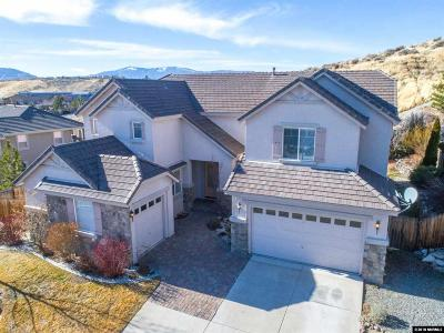 Reno, Sparks, Carson City, Gardnerville Single Family Home Active/Pending-Loan: 2725 Sage Bluff Court