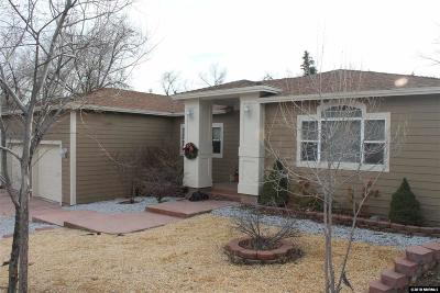 Reno, Sparks, Carson City, Gardnerville Single Family Home For Sale: 2570 W Moana Ln