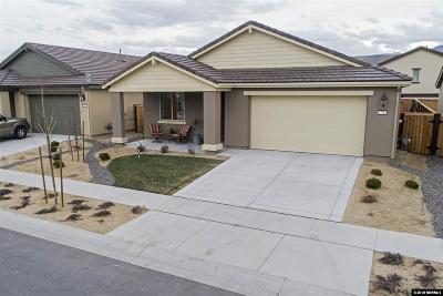 Reno Single Family Home New: 1790 Samantha Crest Trail