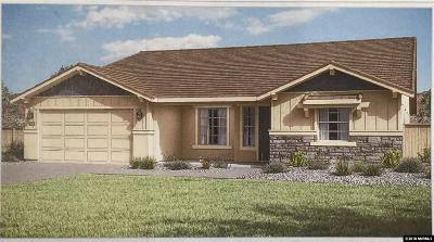 Reno Single Family Home New: 2771 McCauley Ranch Blvd