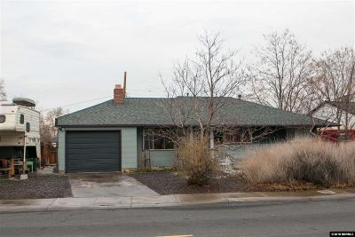 Reno Single Family Home New: 830 McDonald Drive
