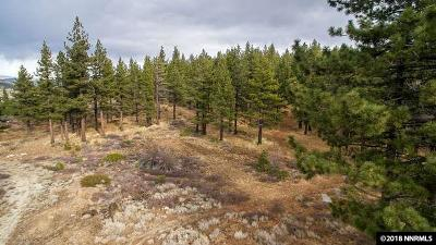 Reno Residential Lots & Land For Sale: Mount Rose Highway