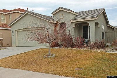 Reno Single Family Home New: 9170 Jack Hammer Dr.