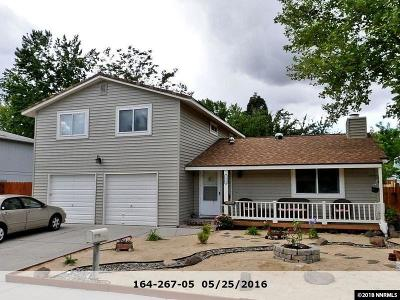 Reno Single Family Home New: 7383 Wallsend Dr.