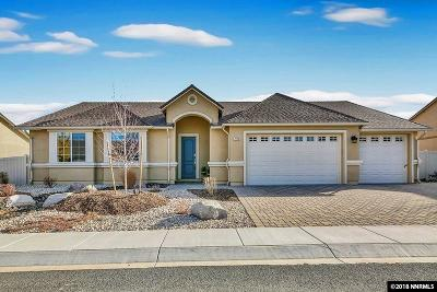 Reno Single Family Home New: 2220 Renzo Way