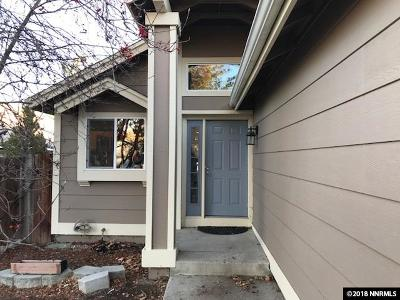 Reno Single Family Home Active/Pending-Call: 5762 Royal Vista Way