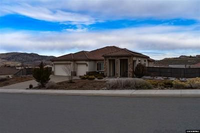 Reno Single Family Home Active/Pending-Loan: 8680 Spearhead