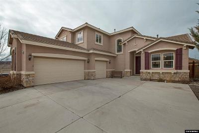 Sparks Single Family Home Price Reduced: 6697 Equation Drive