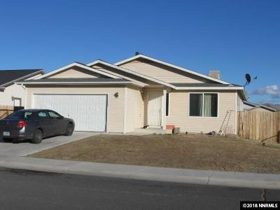 Dayton Single Family Home New: 110 Kramer Way