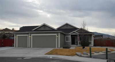 Reno Single Family Home Active/Pending-Call: 700 Pinion Wood Ct
