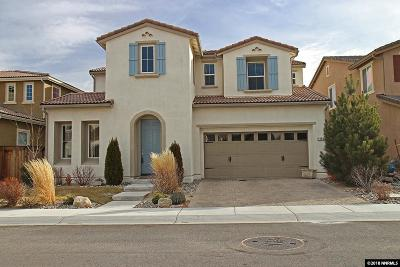 Reno Single Family Home For Sale: 2160 Horse Prairie Rd.