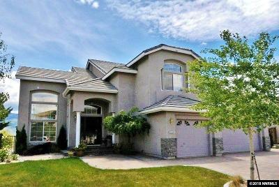 Reno, Sparks, Carson City, Gardnerville Single Family Home New: 2530 Beaumont