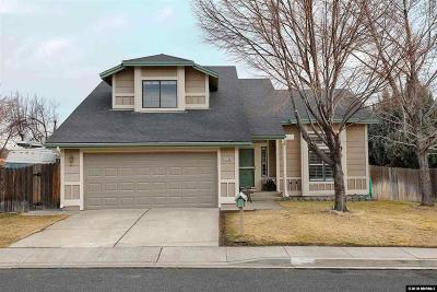 Reno Single Family Home Active/Pending-Call: 1700 Shadow Park Dr
