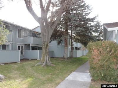 Carson City Condo/Townhouse New: 400 S Saliman #27
