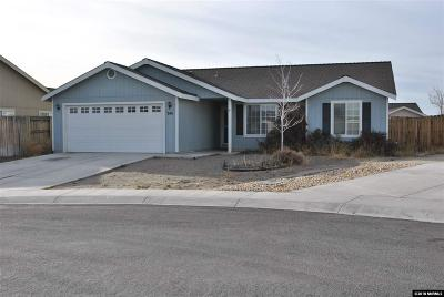 Fernley Single Family Home New: 544 Brick Oven Court