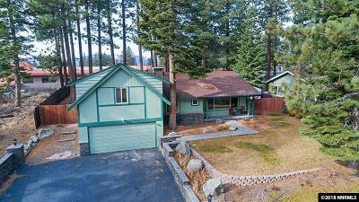 Single Family Home Active/Pending-Loan: 164 Pine Ridge