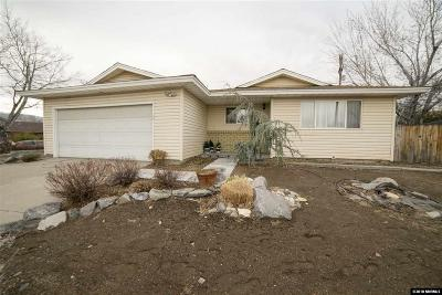 Reno Single Family Home Active/Pending-Loan: 1025 Crown Dr