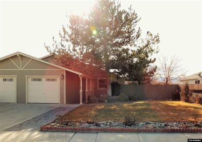 Fernley Single Family Home New: 1275 Newlands W Dr