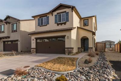 Reno Single Family Home For Sale: 1840 Star Bright Way