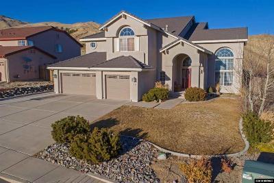 Reno Single Family Home New: 2910 Sandestin Dr