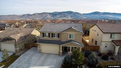 Reno Single Family Home Price Reduced: 11510 Verazae
