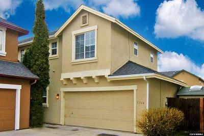Reno NV Single Family Home New: $345,000