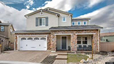 Reno NV Single Family Home New: $625,000