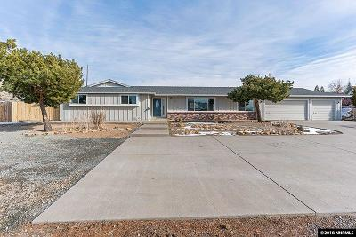 Reno NV Single Family Home New: $399,000