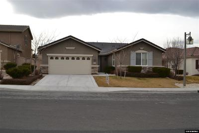 Reno, Sparks, Carson City, Gardnerville Single Family Home New: 10717 Amber Falls Dr.