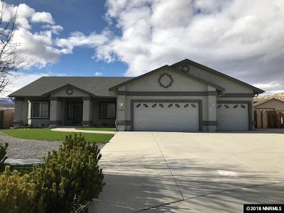 Reno, Sparks, Carson City, Gardnerville Single Family Home New: 21002 Cameron Ct.