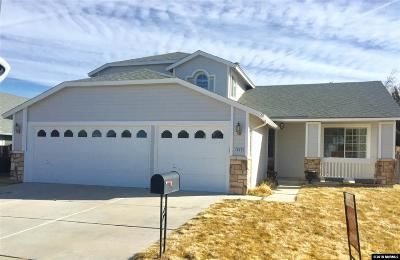 Reno, Sparks, Carson City, Gardnerville Single Family Home New: 4860 Monte Rio Ct