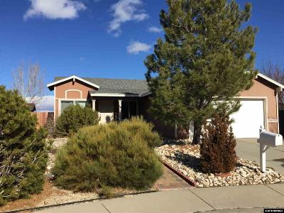 Reno, Sparks, Carson City, Gardnerville Single Family Home New: 7935 Shifting Sands Ct