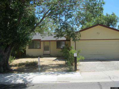 Carson City Single Family Home New: 937 Tourmaline