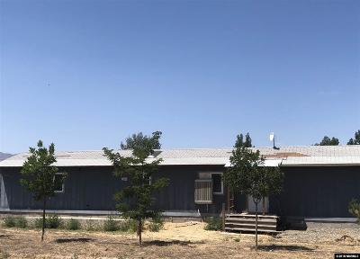 Winnemucca Manufactured Home For Sale: 3210 E Tallman Lane
