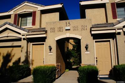 Reno Condo/Townhouse New: 900 South Meadows Parkway #1522