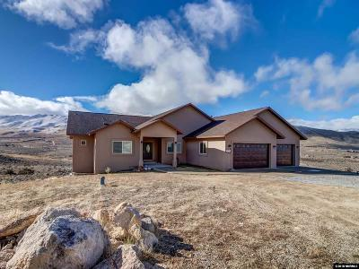 Reno Single Family Home New: 16205 Fetlock Dr.