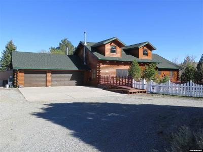 Reno Single Family Home New: 1390 Half Mine