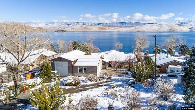 Gardnerville Single Family Home For Sale: 2007 & 2004 Comstock