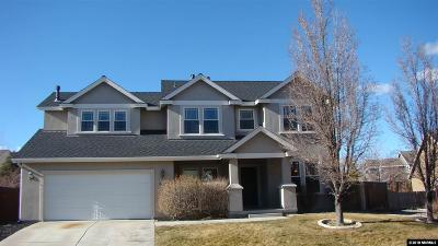 Reno Single Family Home Active/Pending-House: 16172 Galena Meadows