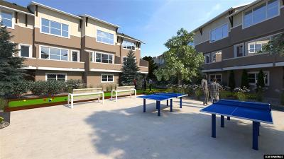 Reno Condo/Townhouse New: 230 Mark Jeffrey Lane #Lot 94 -