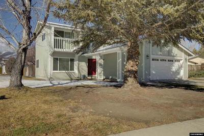 Minden Single Family Home Active/Pending-House: 1754 Ironwood