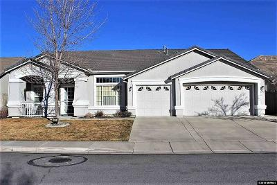 Reno Single Family Home New: 1771 Arrow Wood Ct.