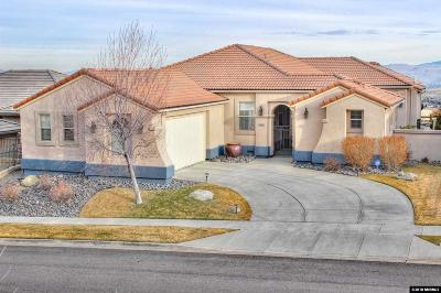 Reno Single Family Home New: 1450 Whisper Rock Way