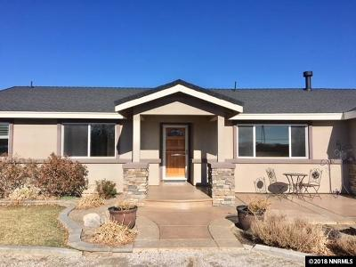 Reno Single Family Home Active/Pending-House: 2685 Cactus View