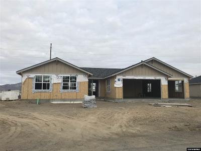 Fernley Single Family Home Active/Pending-Loan: 569 Saddle Horn Way
