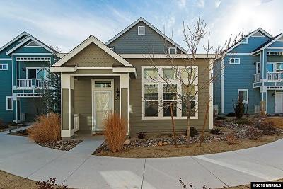 Reno Single Family Home New