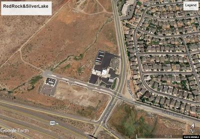 Reno Residential Lots & Land For Sale: Red Rock Rd