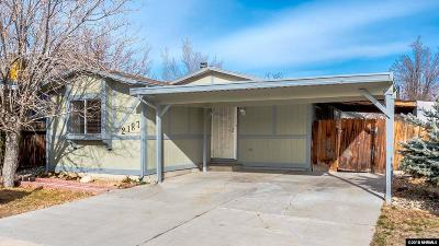 Reno Manufactured Home Active/Pending-Loan: 2187 Camellia Dr